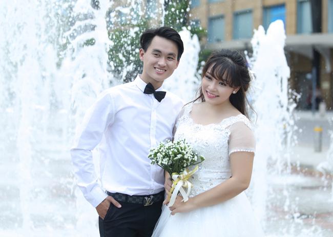 22 cặp đôi khắp cả nước đổ về TP.HCM chụp ảnh cưới - 5