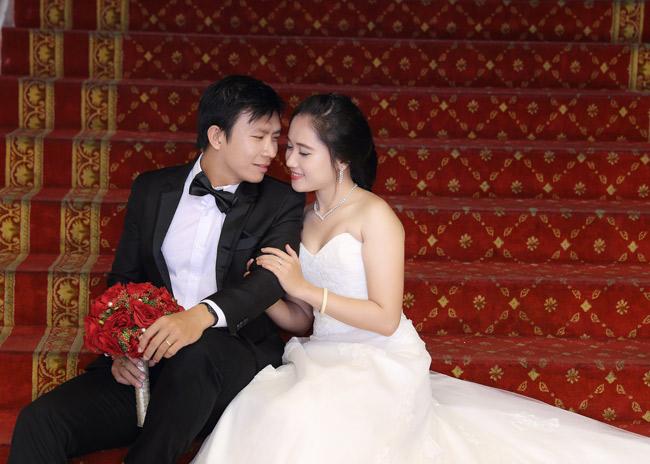 22 cặp đôi khắp cả nước đổ về TP.HCM chụp ảnh cưới - 8