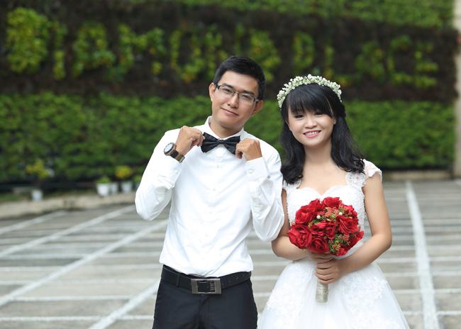 22 cặp đôi khắp cả nước đổ về TP.HCM chụp ảnh cưới - 7