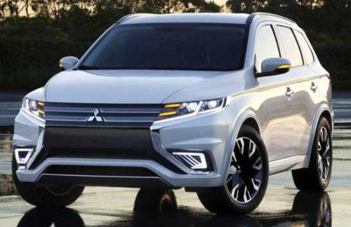 Mitsubishi Outlander đổ bộ thị trường Việt gặp phải đối thủ nào? - 1