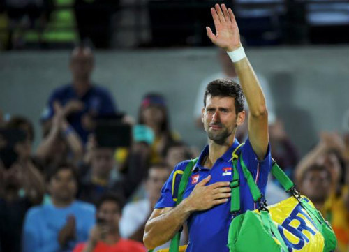 Tennis 24/7: Djokovic rơi lệ khi thua sốc ở Olympic - 1