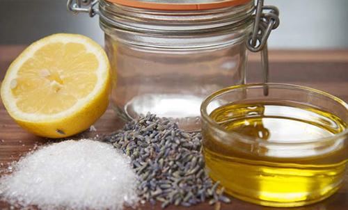 Cách làm kem tẩy tế bào chết đơn giản từ chanh với muối - 1