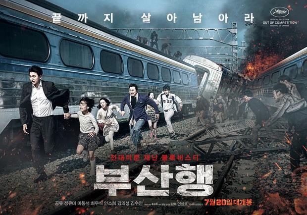 """""""Train to Busan"""": Chuyến tàu kinh dị với hàng trăm thây ma - 1"""