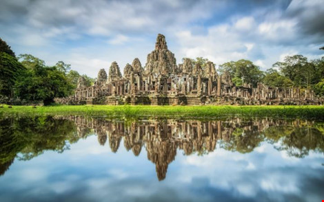 Giá vé tham quan Angkor Wat tăng gấp đôi - 1