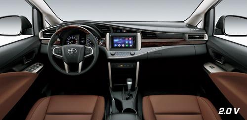 Toyota Innova 2016 – cuộc thoát xác từ MPV thành xe gia đình thực thụ - 1