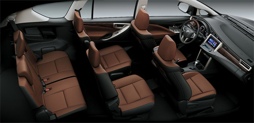 Toyota Innova 2016 – cuộc thoát xác từ MPV thành xe gia đình thực thụ - 2