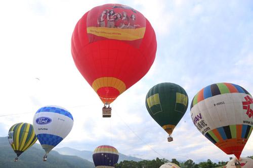 Vietjet rực rỡ tại Lễ hội khinh khí cầu quốc tế - 3