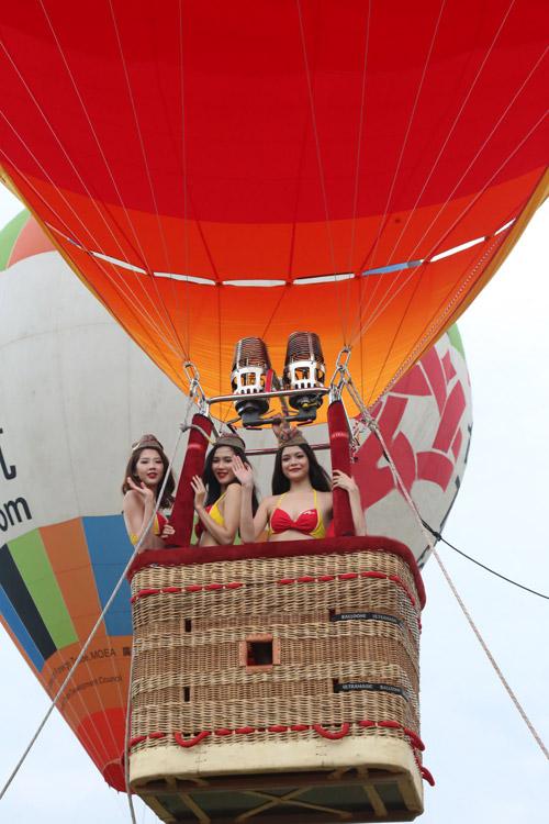 Vietjet rực rỡ tại Lễ hội khinh khí cầu quốc tế - 4