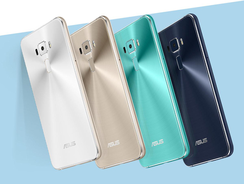 ZenFone 3 chính hãng sẵn sàng lên kệ - 1