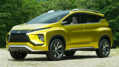 """Lộ ảnh Mitsubishi XM sẽ tới Việt Nam, """"dọa dẫm"""" Honda BR-V - 1"""