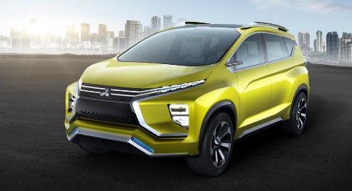 """Lộ ảnh Mitsubishi XM sẽ tới Việt Nam, """"dọa dẫm"""" Honda BR-V - 3"""