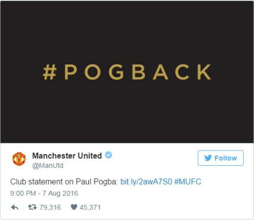 "Pogba trở lại MU, Mourinho chờ đợi ""Scholes 2.0"" - 1"