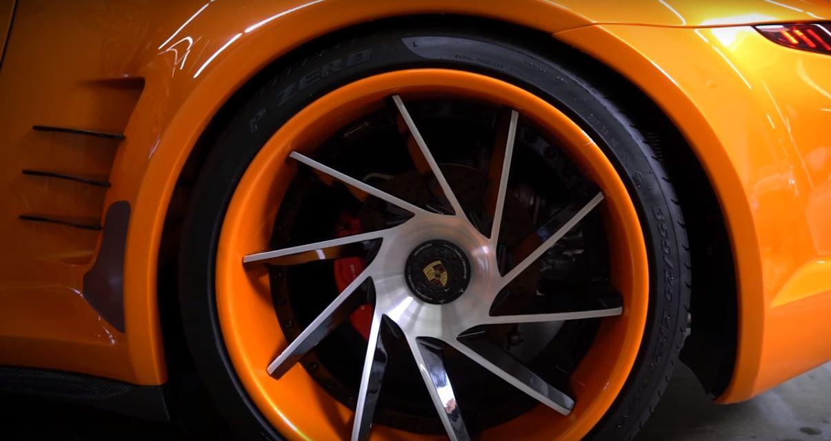 """Ngắm Porsche 911 Targa 4 GTS sau khi được """"phù phép"""" - 3"""