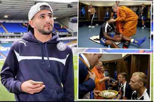 """Leicester: Có cần nhờ đến phép màu của """"Nhà sư"""" - 1"""