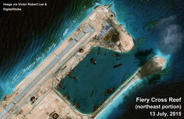 """Căng thẳng ở Biển Đông: TQ có thể """"làm càn"""" - 1"""