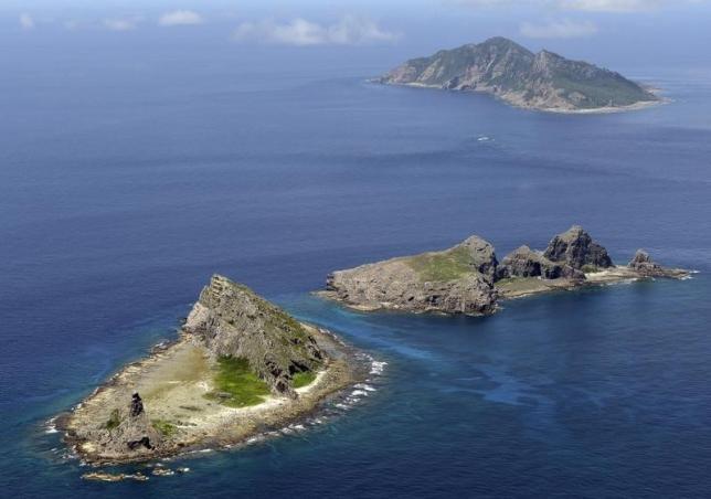 Nhật Bản tố TQ xâm phạm lãnh hải 14 lần liên tiếp - 3