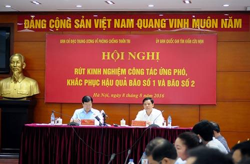 Việt Nam còn hứng chịu bao nhiêu cơn bão trong năm nay? - 1