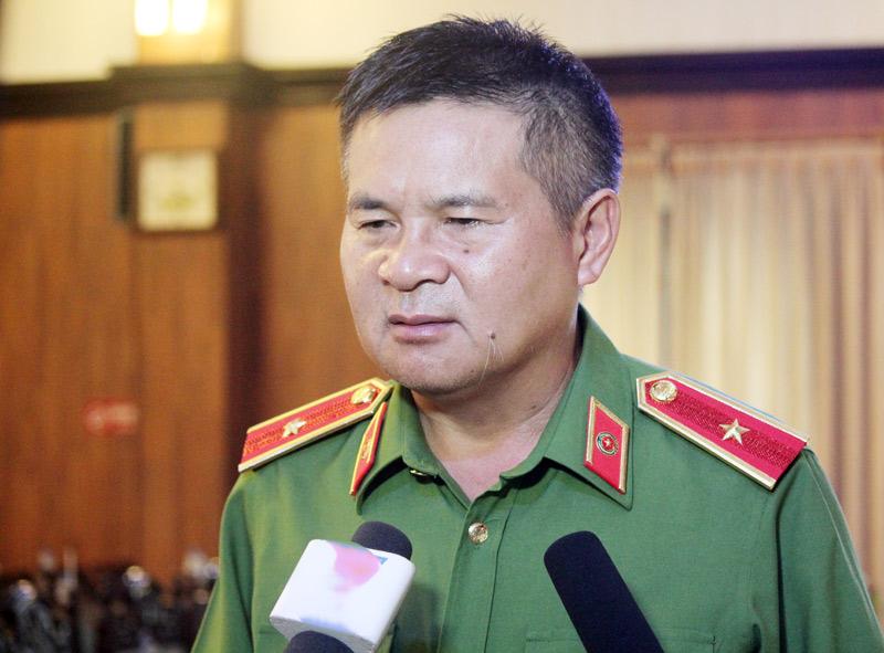 Tướng Hồ Sỹ Tiến kể hành trình phá vụ án GĐ đi lễ bị bắn chết - 1