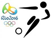 Kết quả bóng đá - Kết quả thi đấu bóng đá Olympic Rio 2016