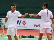 Thể thao - Tin thể thao HOT 8/8: Hoàng Nam - Hoàng Thiên vào tứ kết Men's Futures