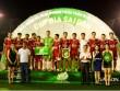 Đội Đinh Gia FC xuất sắc giành Cúp Vô Địch Bia Sài Gòn khu vực Đồng Nai