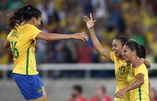 Sắp bị loại ở Olympic: Brazil và 3 năm tủi hổ - 2