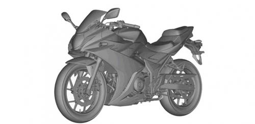 Thế hệ mới mẫu mô tô thể thao Suzuki GSX-R250 lộ diện - 1