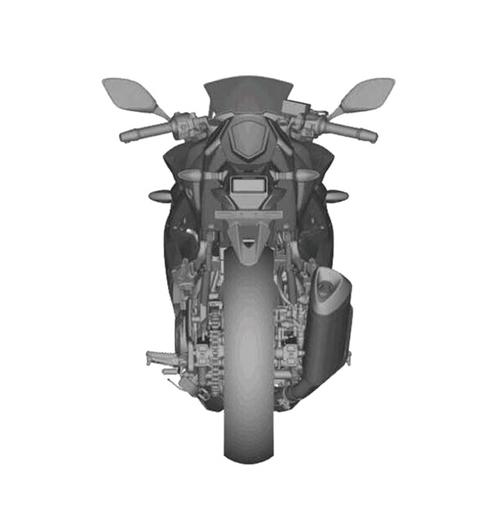 Thế hệ mới mẫu mô tô thể thao Suzuki GSX-R250 lộ diện - 3