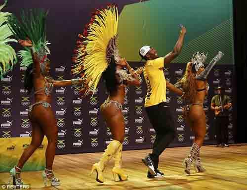 Usain Bolt xác nhận giải nghệ sau Olympic 2016 - 2