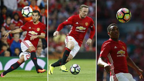"""Pogba đến MU: Chờ Mourinho trổ tài dùng """"tinh binh"""" - 5"""