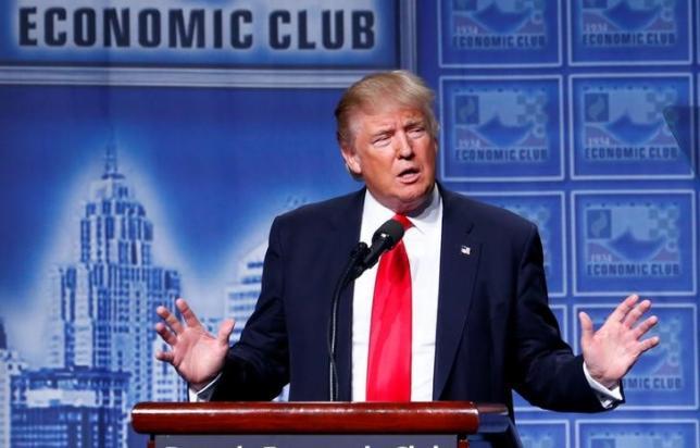"""Trump có thể là """"tổng thống liều lĩnh nhất lịch sử Mỹ"""" - 1"""