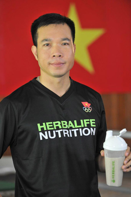 """Dinh dưỡng thể thao và phát đạn """"vàng"""" của Hoàng Xuân Vinh - 2"""