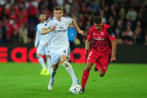 Real Madrid – Sevilla: Nếm thử hương vị đắng - 2