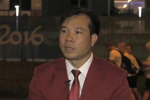 """Hoàng Xuân Vinh mất ngủ vì HCV, muốn khắc tên lên """"bảo bối"""" - 1"""
