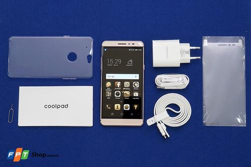 FPT Shop tặng quà và giảm 3 triệu đồng cho khách mua Coolpad Max - 1