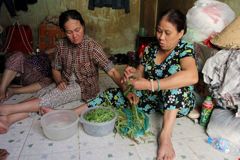 """Cuộc sống của """"đại gia đình"""" 37 người bán vé số ở Sài Gòn - 2"""