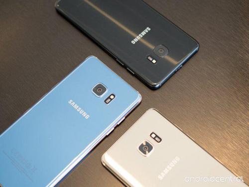 OPPO F1s, Samsung Note 7 chưa bán đã cháy hàng - 2