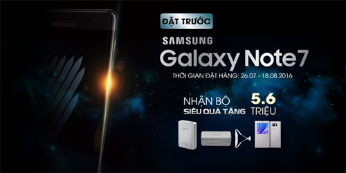 OPPO F1s, Samsung Note 7 chưa bán đã cháy hàng - 3