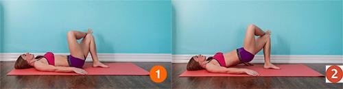5 bài tập giúp ngực nở, eo thon, mông săn chắc - 3