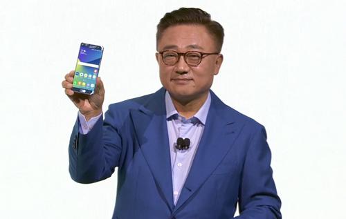 CEO của Samsung Mobile: DJ-Koh – Galaxy Note7 là chiếc smartphone siêu thông minh - 1