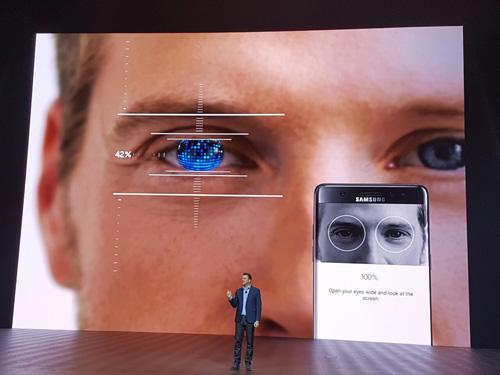 CEO của Samsung Mobile: DJ-Koh – Galaxy Note7 là chiếc smartphone siêu thông minh - 5