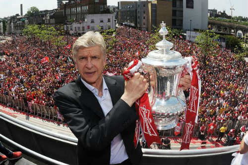 """Arsenal không mua """"bom tấn"""": Vẻ đẹp cổ kính của Wenger - 2"""