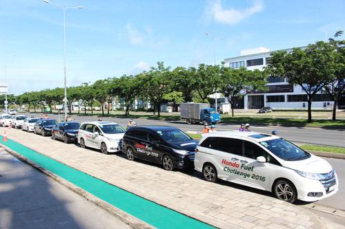 Ấn tượng mức tiêu thụ nhiên liệu siêu tiết kiệm của Accord và Odyssey! - 1