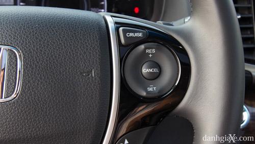 Ấn tượng mức tiêu thụ nhiên liệu siêu tiết kiệm của Accord và Odyssey! - 11