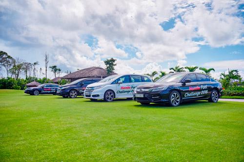Ấn tượng mức tiêu thụ nhiên liệu siêu tiết kiệm của Accord và Odyssey! - 13