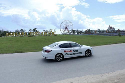 Ấn tượng mức tiêu thụ nhiên liệu siêu tiết kiệm của Accord và Odyssey! - 3