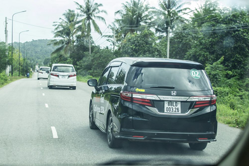 Ấn tượng mức tiêu thụ nhiên liệu siêu tiết kiệm của Accord và Odyssey! - 5