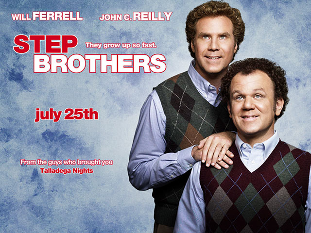 Trailer phim: Step Brothers - 1