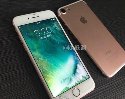 Lộ bo mạch chủ của iPhone 7, cấu hình ấn tượng - 1