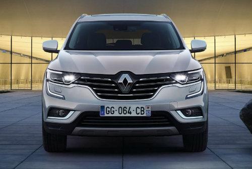 Renault Koleos 2016 nhận đặt hàng, giá 955 triệu đồng - 1